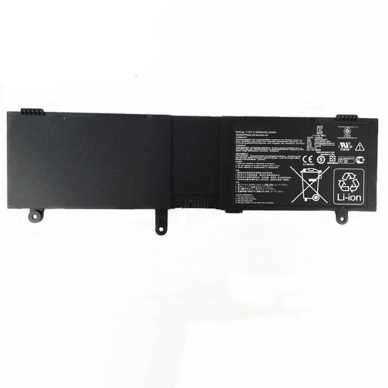 Asus N550JK-CN015H N550JK-CN057H N550JK-CN111H съвместима батерия